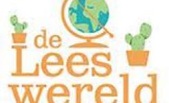 logo van de leeswereld